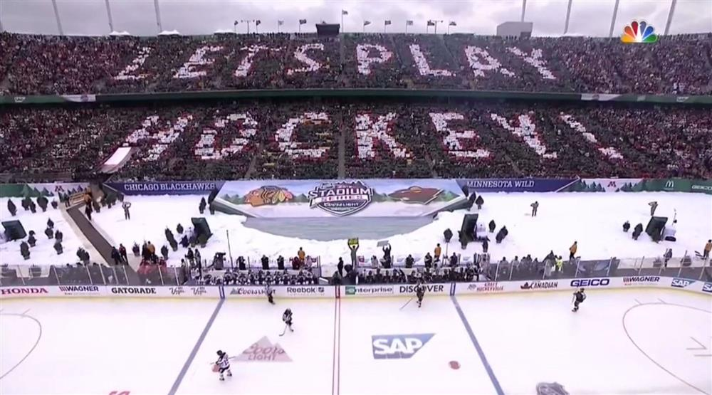 Too Much Ice Hockey